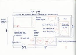 bathroom floor plan layout master bathroom floor plans with no tub and bath closets walk in s