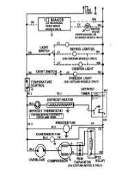 jenn air refrigerator wiring diagram wiring diagram simonand