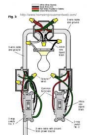 how do i wire a three way switch with the source comeing in at the