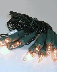 led lights clear battery operated green wire battery operated
