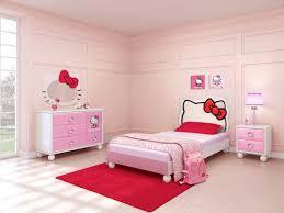 amusing hello kitty wallpaper for kids girls in small bedroom f