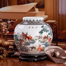 Chinese Hand Painted Porcelain Vases Popular Chinese Vases Antique Hand Painted Buy Cheap Chinese Vases
