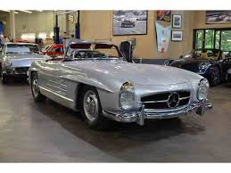 mercedes 300sl mercedes 300sl for sale on classiccars com 13 available