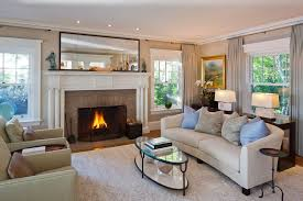 recessed lighting over fireplace boston mirror over fireplace living room traditional with recessed