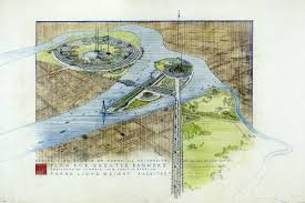 the unrealized visions of frank lloyd wright new republic