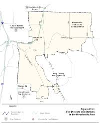 Seattle City Limits Map by Woodinville Wa Comprehensive Plan