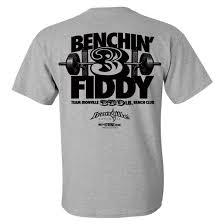 350 pound bench press club t shirt ironville clothing