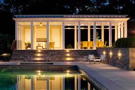 Custom Landscape Lighting by Custom Landscape For New Home U2013 Sean Jancski Landscape Architects