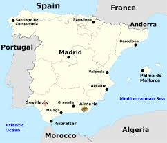 Spain On A World Map by Visiting Real World Theed Plaza Starwars Com