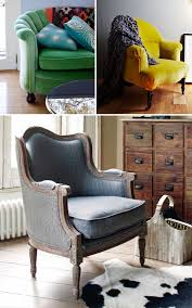 Stylish Armchairs A Pair Of Chairs At Home In Love