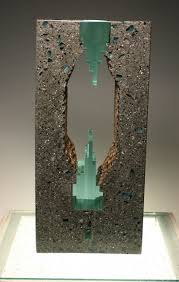 michael eddy concrete u0026 glass glass art to inspire pinterest