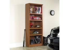 Sauder 3 Shelf Bookcase Sauder Heritage Hill Open Library Hayneedle For Sauder 3