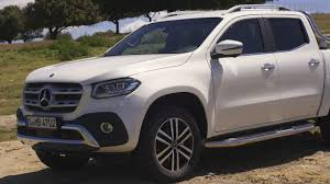 mercedes pickup 2018 mercedes benz x class pickup power line design youtube