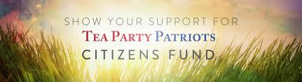 tea party patriots citizens fund pac donate