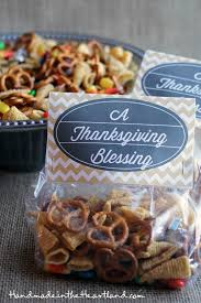 thanksgiving blessing mix handmade in the heartland