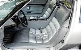 chevy vega interior concept car of the week chevrolet aerovette 1976 car design news