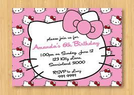 hello kitty birthday card template free winclab info