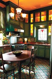 Green Cabinets Kitchen by Kitchen Decorating Light Green Kitchen Cabinets Shades Of Green
