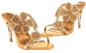 Rhinestone Sandal Heels Buy Littleboutique Delicacy Floral Rhinestone Sandal Heels Slip On