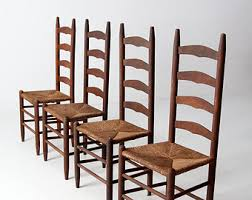 Dining Chair Set Of 4 Dining Chairs Etsy