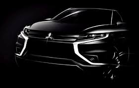 kereta mitsubishi attrage mitsubishi outlander phev concept s for paris debut