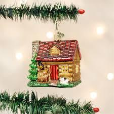 lake cabin ornament world ornaments national