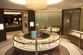 Jewelry Shop Decoration Hennessy Lighting Design Lighting