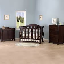 Espresso Convertible Crib by Baby Changing Table That Converts To Dresser Walmart Delta Harlow