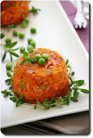 cuisine napolitaine petites timbales de riz farcies à la napolitaine timbales
