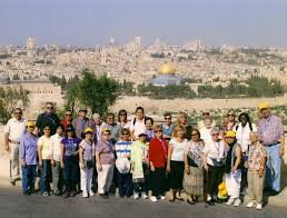 pilgrimage to holy land 206 tours client feedback letters holy land