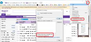 mail yahoo basic solved ie11 you re seeing basic mail because you re using an