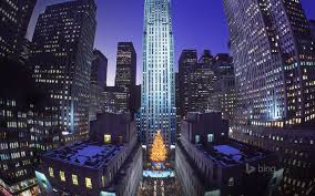 York Wallcoverings Home Design Center by Christmas Nyc Christmas Tree Collection New York Pictures Home