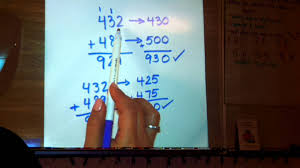 estimating sums go math common core chapter 1 lesson 4 youtube
