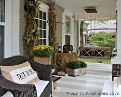 Fall Decorating Ideas For Front Porch - front porch decorating ideas zamp co