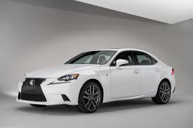 lexus white lexus releases official 2014 is f sport images before detroit reveal