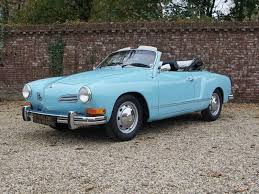 Karmann Ghia Interior Volkswagen Karmann Ghia For Sale Hemmings Motor News