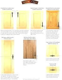 cabinet door knob placement kitchen cabinet handle placement cabinet knob placement most