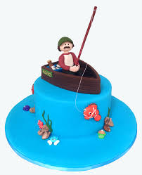 fishing boat cake ideas 20412 fishing boat birthday cake i
