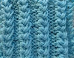 knit pattern easy baby cables