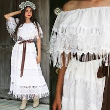 traditional mexican wedding dress mexican wedding dress bridal lace shoulder fringe