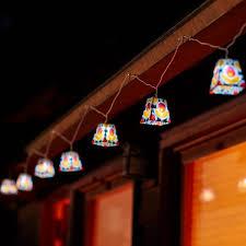 solar string lights mod tulip solar string lights