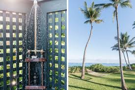 blue tile beach house paia home design inspirations