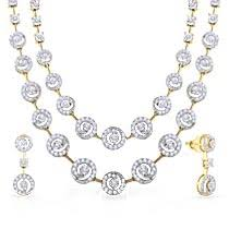 gold with diamond necklace images Buy diamond necklace set for women malabar gold diamonds jpg