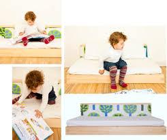 futon per bambini lettino futon per bambini by madori design montessori floor bed