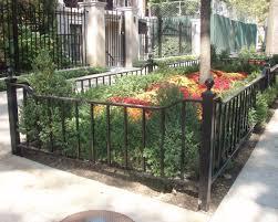 fence decorative wrought iron fence lovely decorative wrought