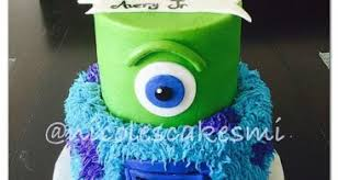 inc baby shower monsters inc baby shower cake gallery baby shower