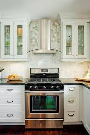 carrara marble kitchen backsplash carrara marble hexagon tile contemporary kitchen