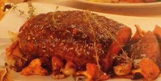cuisiner gigot de chevreuil recette cuissot de biche aux épices de noël recette cuissot de