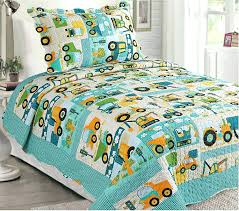 Tractor Crib Bedding Bedding Sets For Boys Size Bedroom Tractor Baby Bedding