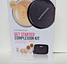 Fairly Light Bare Minerals Bareminerals Get Started Complexion Kit 7piece Fairly Light Ebay